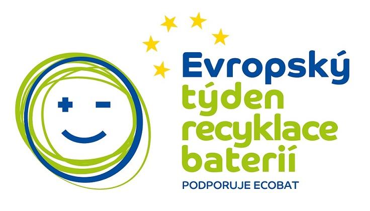 Evropský týden recyklace baterií 9. – 15. 9. 2019
