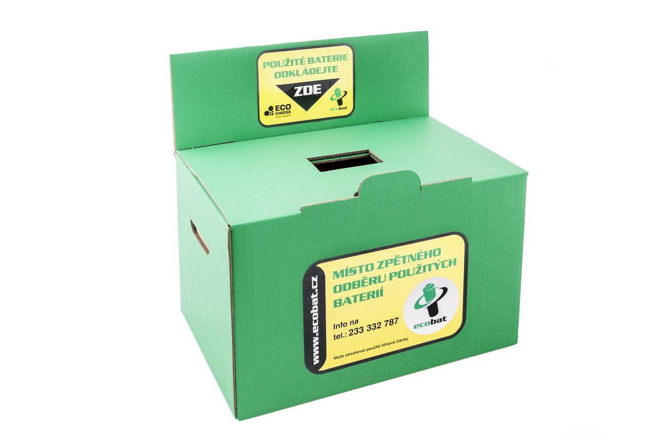 Množství baterií odevzdaných k recyklaci v obchodech  raketově roste